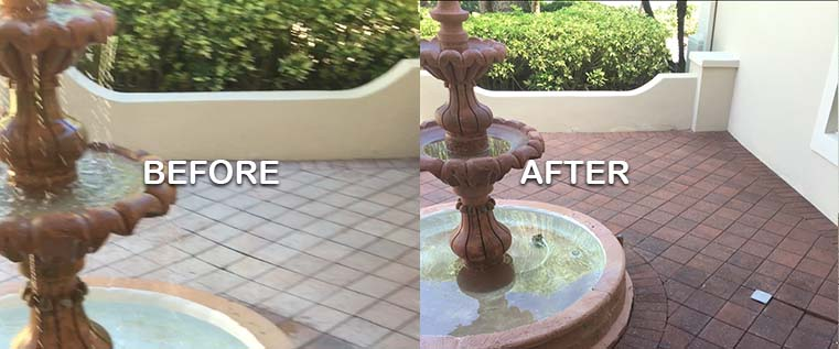 Paver Sealing in Cape Coral, Ft Myers, Bonita Springs, Fort Myers Florida