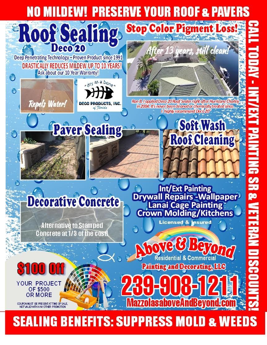Roof Sealing