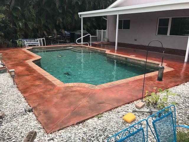 Pool Pavers