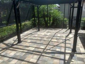 after paver sealing